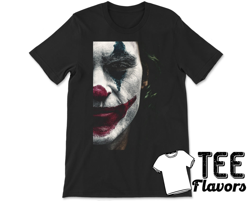 Joker Face Movie Tee / T-Shirt