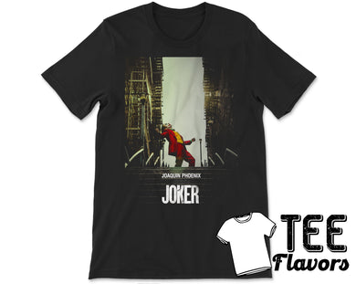 Joker Dancing Movie Poster Tee / T-Shirt
