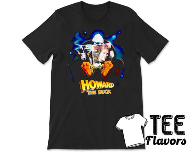 Howard The Duck Movie Poster Tee / T-Shirt