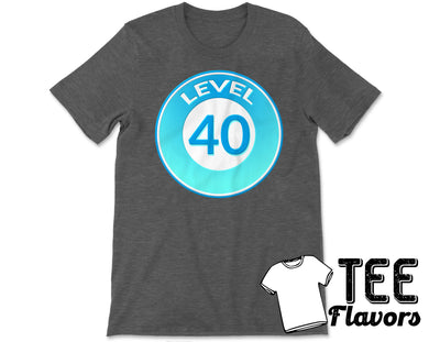 Pokemon Go Level 40 Tee / T-Shirt