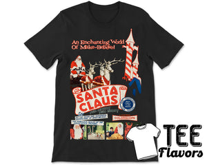Mexican Santa Claus Cult Christmas Movie Tee / T-Shirt