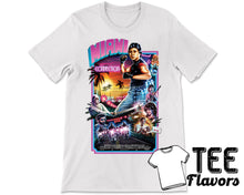 Load image into Gallery viewer, Miami Connection 80s Cult Classic Martial Arts Tee / T-Shirt