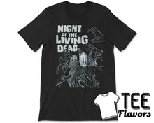Load image into Gallery viewer, Night Of The Living Dead Zombie Movie Tee / T-Shirt