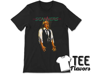 Scanners Their Thoughts Can Kill Tee / T-Shirt