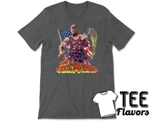 The Toxic Avenger 98lb of solid nerd Tee / T-Shirt