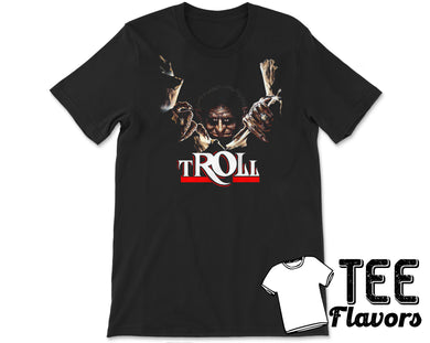 Troll Horror Movie Cult Classic Tee / T-Shirt