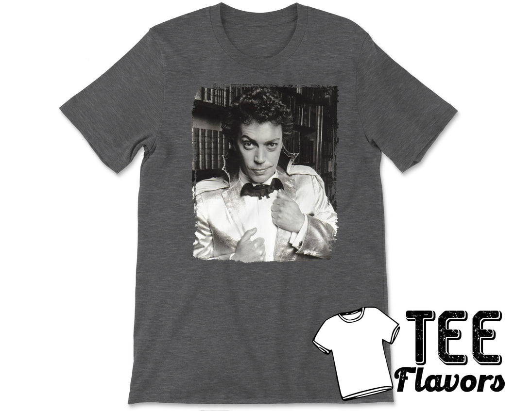 The Worst Witch Grand Wizard Tim Curry Vintage Movie Tee / T-Shirt