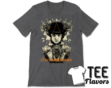 A Clockwork Orange Fashion Tee / T-Shirt
