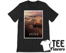 Load image into Gallery viewer, Dune Movie Sandworm Fashion Tee / T-Shirt
