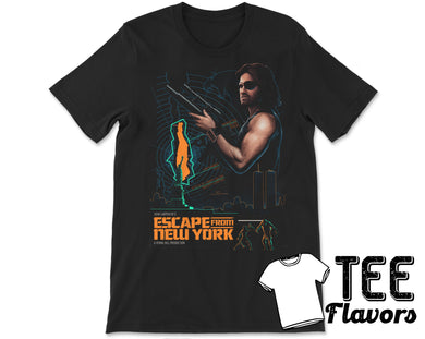 Escape From New York Film Tee / T-Shirt