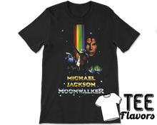 Load image into Gallery viewer, Michael Jackson Moonwalker Movie Tee / T-Shirt