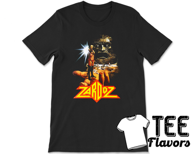 Zardoz Fantasy Movie Tee / T-Shirt