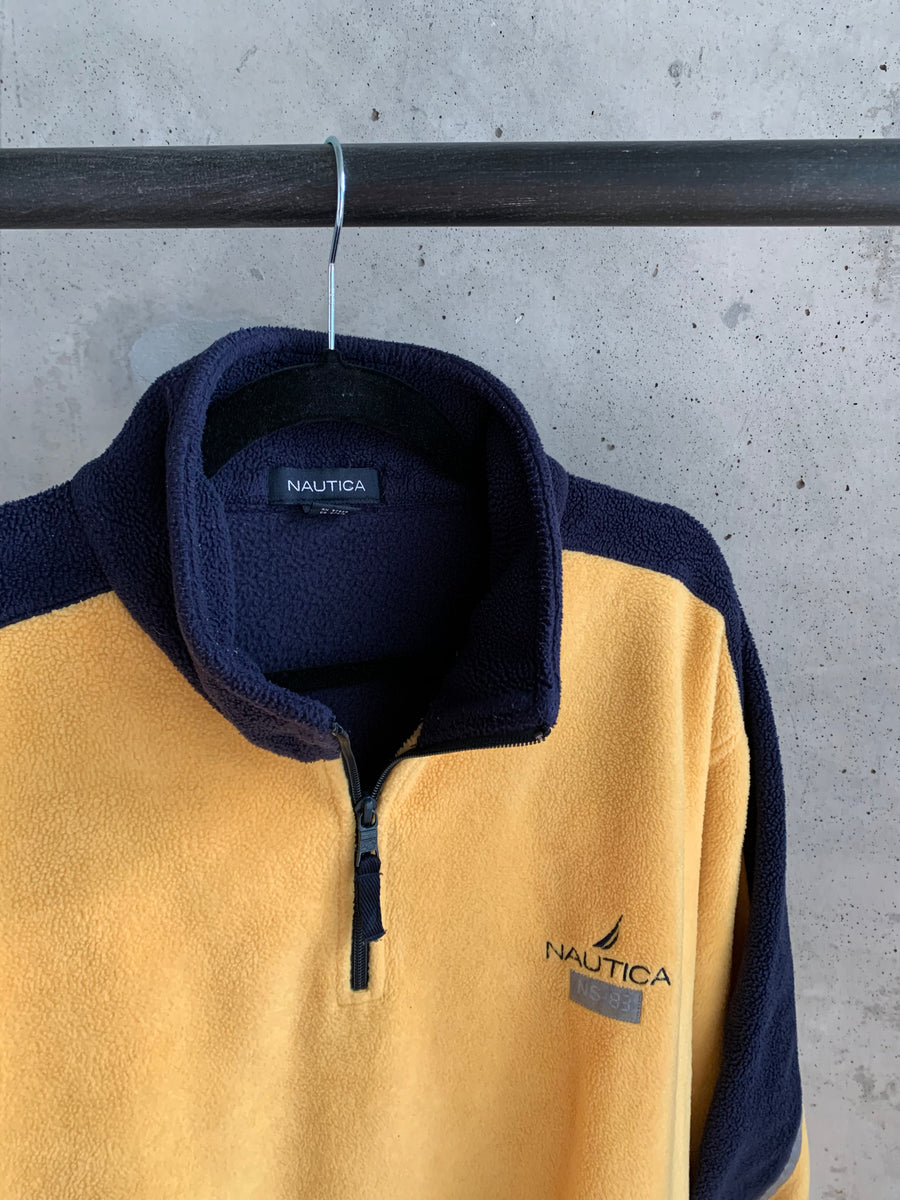 Vintage Nautica 3M Fleece