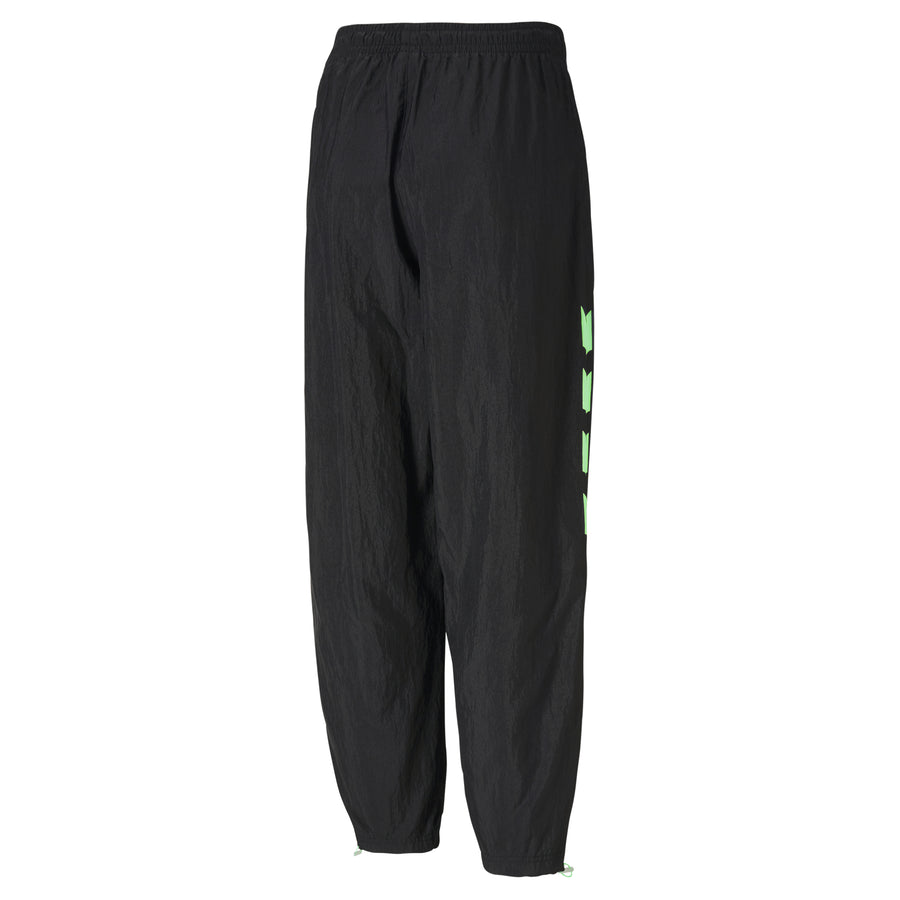 Evide Track Pant Woven Black