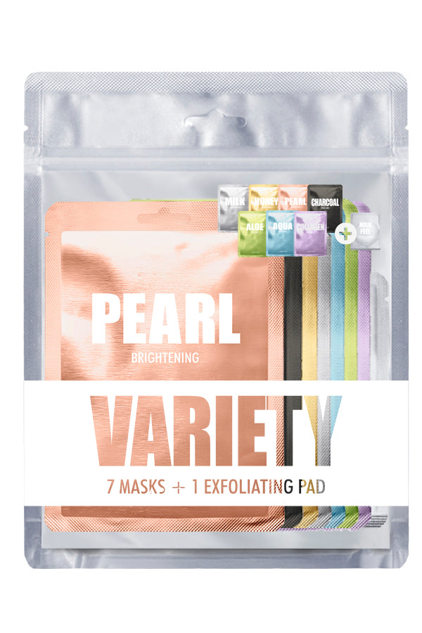 Sheet Mask (Variety 7+1 Pack)