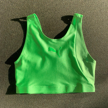Evide Bra Top Summer Green