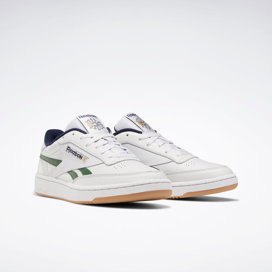 Club C Revenge Porcelain / Utility Green / Vector Navy