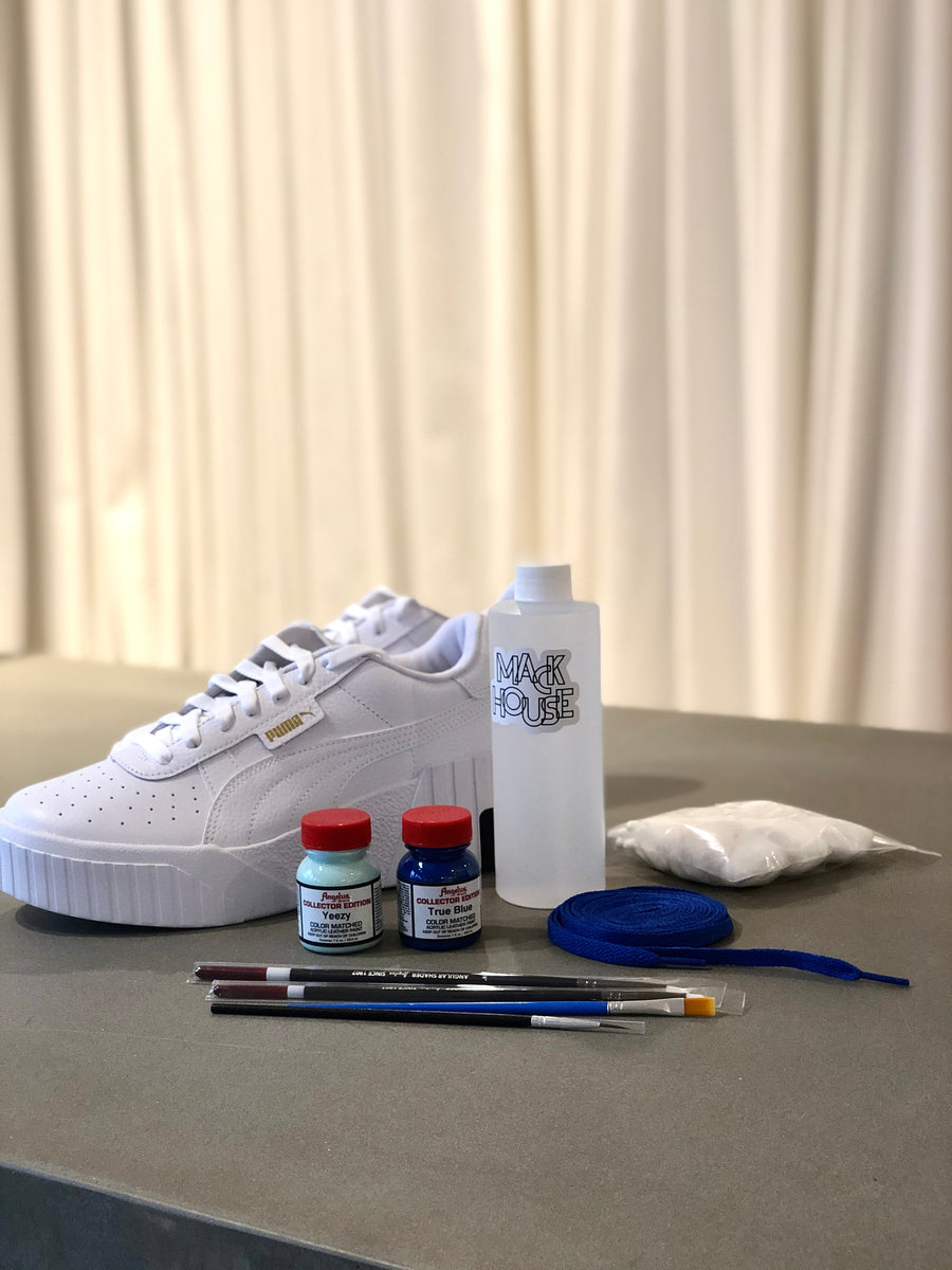 Mack House x Makeway At Home Sneaker Customization Kit