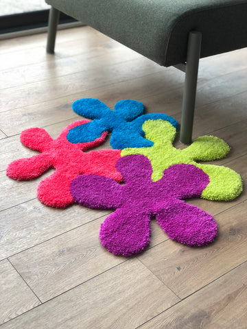 Flubber Party Rug