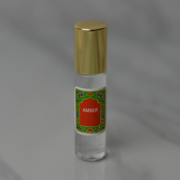 Amber Roll-on Perfume Oil