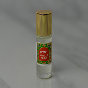 Vanilla Musk Roll-on Perfume Oil