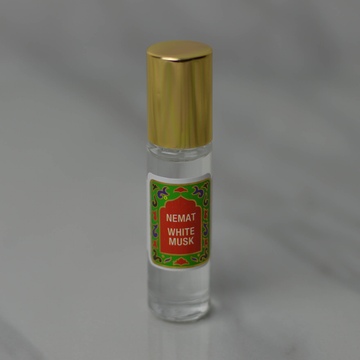 White Musk Roll-on Perfume Oil