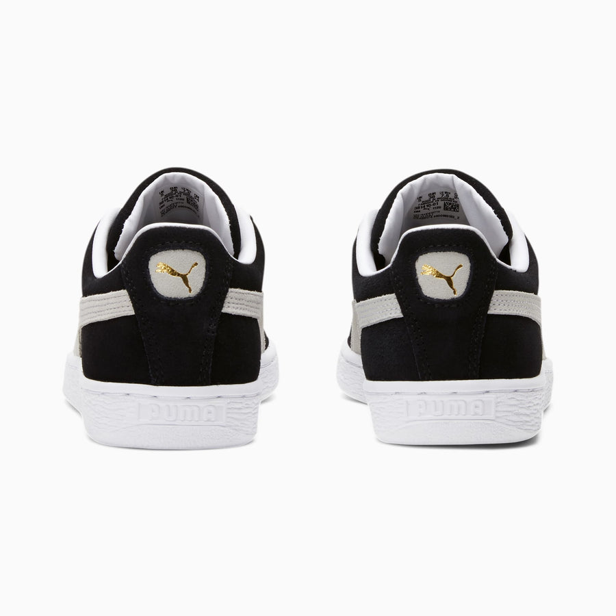 Suede Classic XXI Sneakers Black-White