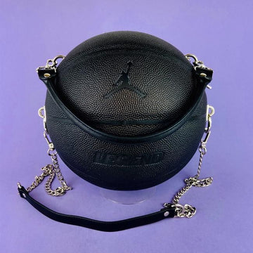 All Black Everything 3.0 Basketball Bag