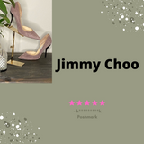 Jimmy Choo Suede Addison Pumps Sold by the Palm Beach Trunk