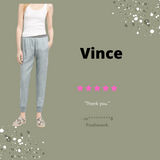 Vince Luxury Joggers Sold by the Palm Beach Trunk