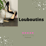 Christian Louboutin So Kate Heels Sold by the Palm Beach Trunk