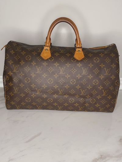 Louis Vuitton Monogram Speedy 40 the-palm-beach-trunk.