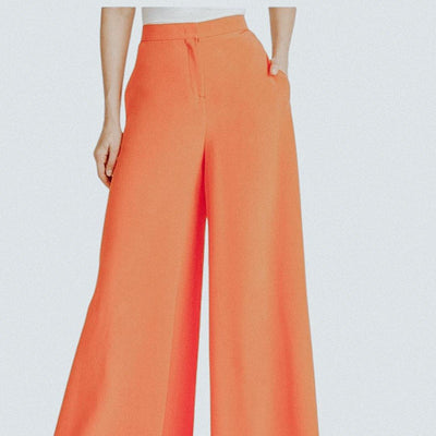 Emilio Pucci Silk Palazzo Pants-The Palm Beach Trunk Designer Resale and Luxury Consignment