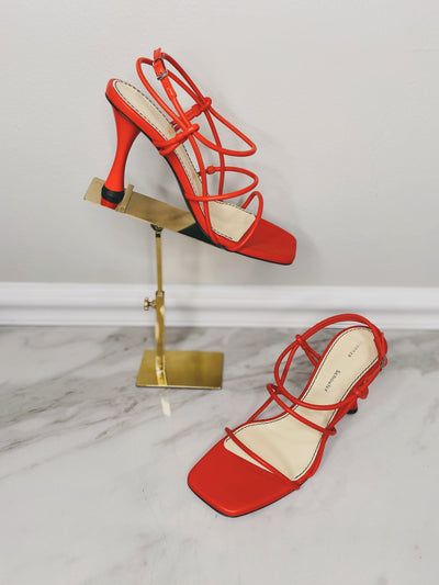 Proenza Schouler Spatula Toe Leather Sandal-The Palm Beach Trunk Designer Resale and Luxury Consignment