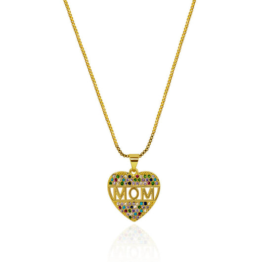 Alison Necklace – Gold
