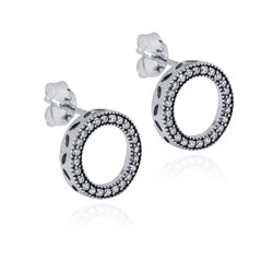 Camila Earrings – Silver