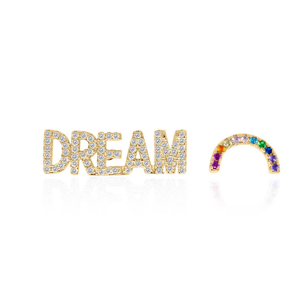 'Dream' Earrings – Gold