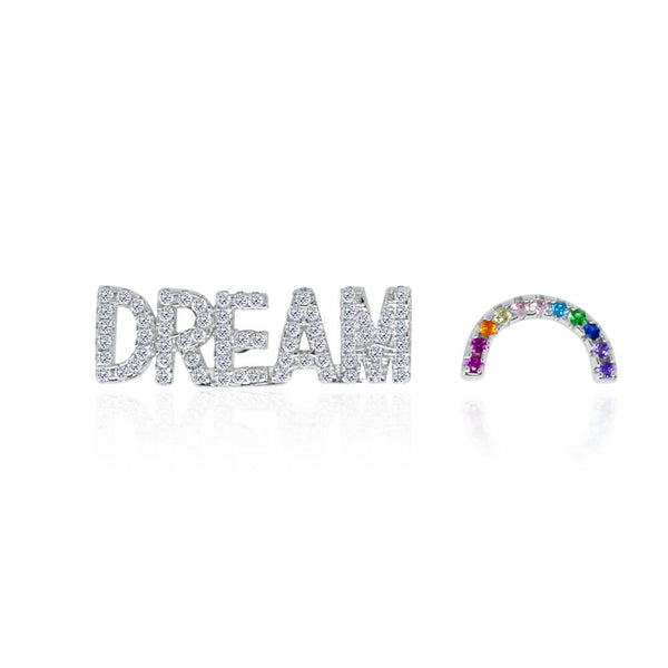 'Dream' Earrings – Silver