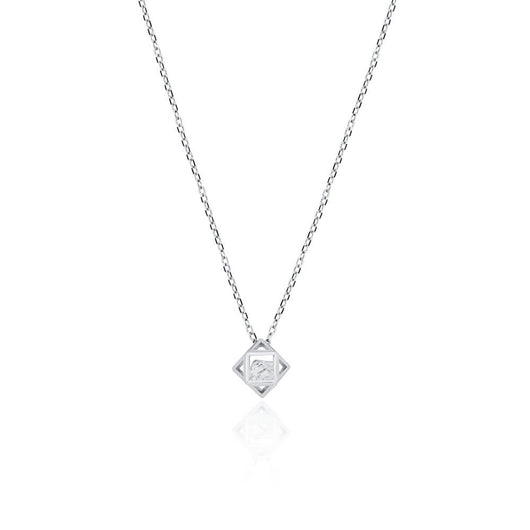 Geri Necklace - Silver