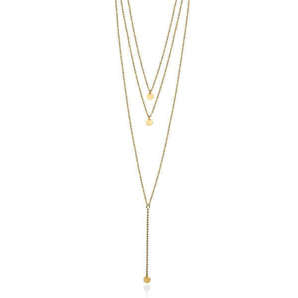 Gwen Necklace Trio - Gold