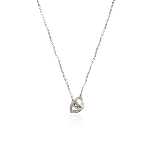 Halle Necklace – Silver