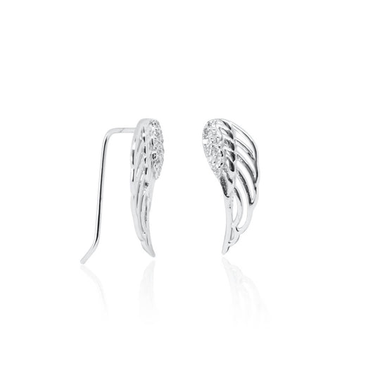 Haven Earrings – Silver