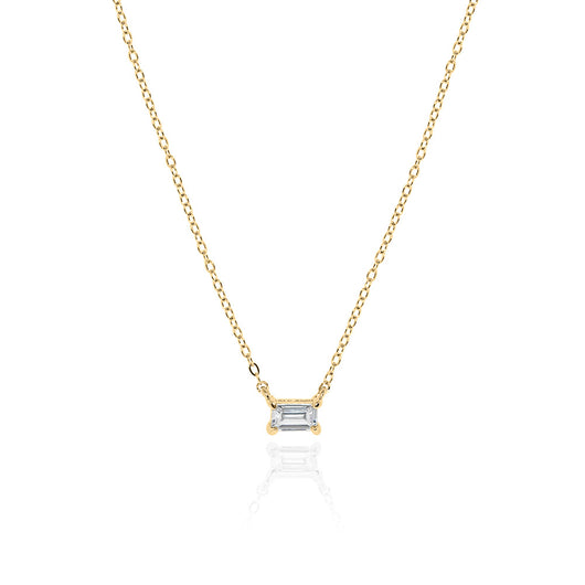 Jacinta Necklace - Gold