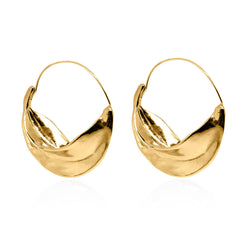 Liana Earrings - Gold
