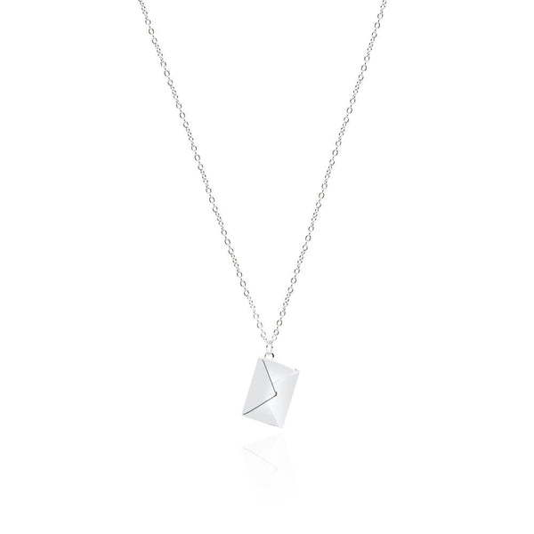 Mia Necklace – Silver