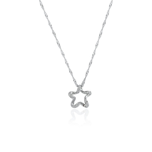 Scarlett Necklace – Silver