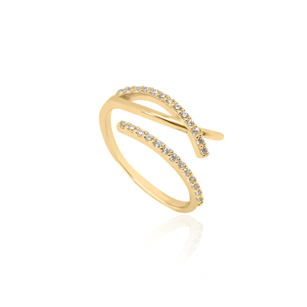 Tatiana Ring – Gold