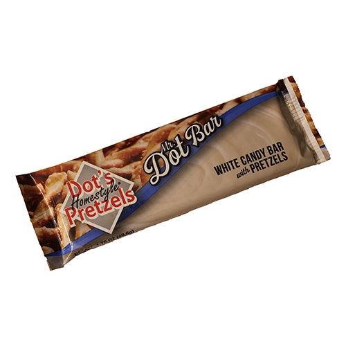 Mr. Dot's White Chocolate Bar