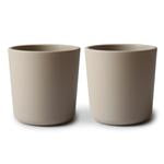 Dinnerware Cup - Set of Two - Vanilla
