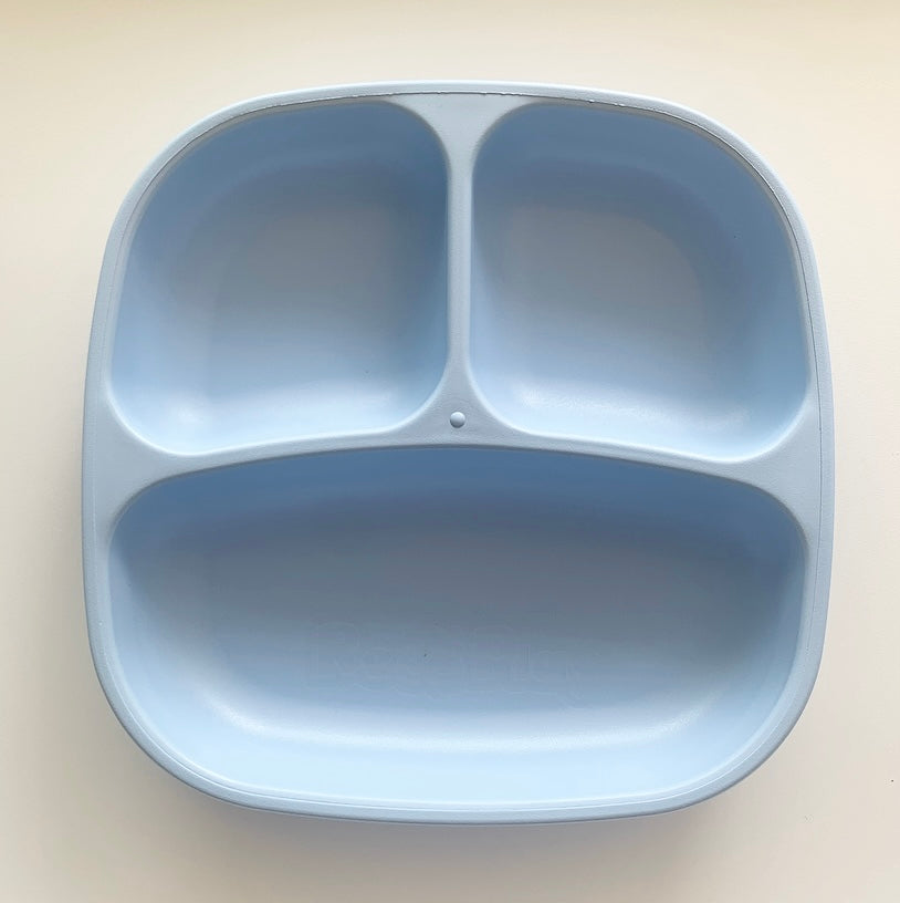 Divider Plate - Ice Blue